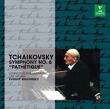 Evgeny/LP Mravinsky-Filarmonica 6 CD NUOVO Tchaikovsky, Peter Iljtch