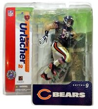 NFL Sports Picks Series 9 Brian Urlacher Action Figure [Blue Jersey White Pants]