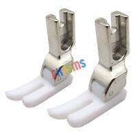 2PCS Standard Teflon Presser Foot FOR High Shank Industrial Sewing Machines