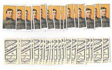 Honus Wagner 1909 T-206 Renata Galasso Rookie Reprint Card (Case of 9,000)