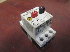 Square D Manual Motor Starter 2520 MP1.0 Range: 1-1.6A Used