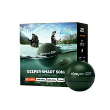 Deeper Smart Sonar CHIRP Plus Fish Finder GPS WiFi Echo Sounder