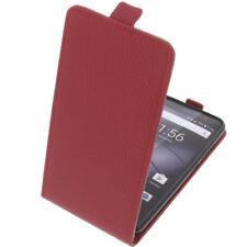 Tasche für Gigaset GS160 / GS170 FlipStyle Handytasche Schutzhülle Flip Case Rot