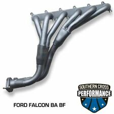 SCPH039 FORD Falcon 2003> BA BF 4.0L 6Cyl Headers Extractors
