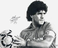 Hot Maradona Football Star New Art Poster 40 12x18 24x36 T-3974