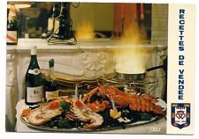 recettes de vendée  homard grillé