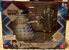 BBC Underground Toys Doctor Who 2nd Doctor with Dalek Evil of the Daleks MISB