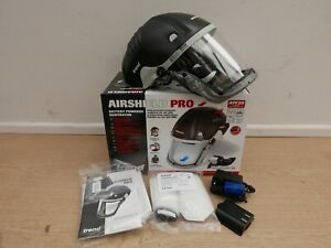 BRAND NEW TREND AIRSHIELD PRO CORDLESS RESPIRATOR AIR/PRO + FREE SAFETY GLASSES