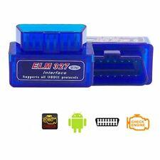 ELM327 Super Mini OBD OBD2 V1.5 Bluetooth Car Scanner Car Scan Tool Torque Auto