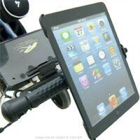 Dédié Verrouillage Sangle Golf Chariot / Cart Tablette Support Pour IPAD Mini