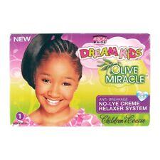 (8,99€/1EA) African Pride Dream Kids Olive Miracle - Children's COARSE Anti-Brea