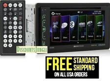 SOUNDSTREAM Double-DIN Bluetooth DVD/CD Car Stereo w/ 6.2'' INCH Screen  VR-65B