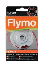 Genuine Flymo Double Autofeed Strimmer Spool & Line Mini Trim Auto ST/XT/Plus XT