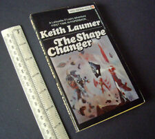 1973 Vintage SF PB USA Richard Powers Cover Art - Keith Laumer Story.