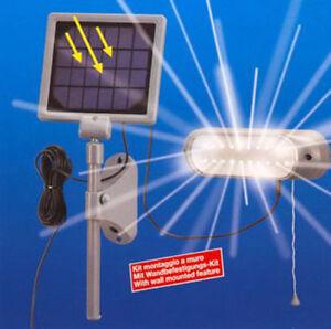 Lampada solare - Stocker mod. GARAGE