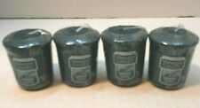 Yankee Candle Icy Blue Spruce size scented lot 4 new wax green