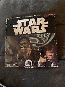 Star Wars Super 8 mm Film F48 20th Century Fox Ken Films 1977