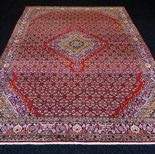Orient Teppich Rot 311 x 222 cm Alter Perserteppich Herati Muster Old Carpet Rug