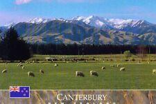 Ansichtskarte: Methven, Canterbury, Neuseeland