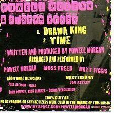 (125A) Powell Morgan & Sistys Roses, Drama King - DJ CD
