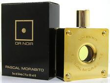 Pascal Morabito OR NOIR  60 ml Eau de Toilette Flacon
