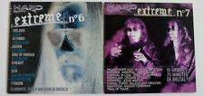 Cd Hard Rock Extreme n°6 et 7