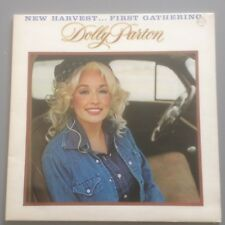 DOLLY PARTON: NEW HARVEST FIRST GATHERING LP (RCA) 1977