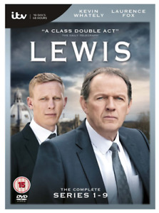 Lewis The Complete Series 1, 2, 3, 4, 5, 6, 7, 8 & 9 DVD Box Set Clearance