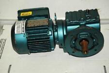 Sew Eurodrive Gearbox Gear Reducer Motor DFT71D4-KS SF47DT71D4 0.5 HP 3-Phase