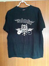 Rock am Ring vintage festival t-shirt 2005 REM Iron Maiden Green Day MM medium