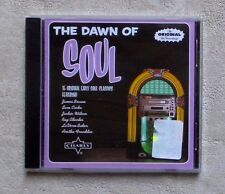 "CD AUDIO MUSIQUE / VARIOUS ""THE DAWN OF SOUL"" 15T CD COMPILATION 2010 NEUF"
