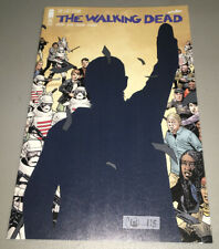 Walking Dead #191 Robert Kirkman 1st Print Death of Rick Grimes Image Comics