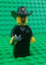 *NEW* Lego Sheriff Old Western Cowboy Gun Minifigs Figures Fig x 1