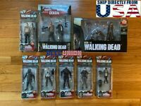 The Walking Dead McFarlane Series 4 & 5 Collection Complete Box Set U.S.A.