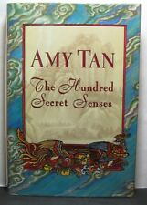 THE HUNDRED SECRET SENSES by Amy Tan, signed (& inscribed) 1st/1st hardback