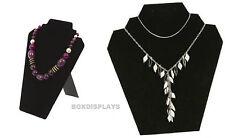 4 X Collar Colgante Cadena Joyería de calidad de múltiples mostrador de tienda soporte de exhibición
