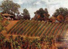"Starlie Sokol Hohne ""Tuscany II"" Original Mixed Media Artwork Make Offer"