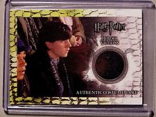 Harry Potter-OOTP-Authentic-Costume Card-Matthew Lewis-Neville Longbottom-HV3