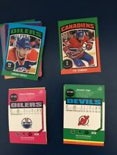 2014-15 OPC O-Pee-Chee  STICKERS Inserts**LOT U-PICK TO COMPLETE SET