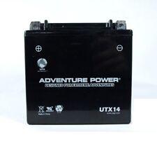 YTX14-BS Sealed Battery Honda UTV Utility Vehicle MUV700 Big Red 700 NEW