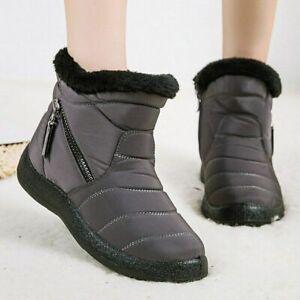 Women Boots Winter Boots Waterproof Women Snow Boots Ankle Boots Women Shoes