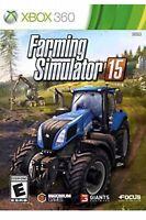 Farming Simulator 15 Xbox 360 Kids Game