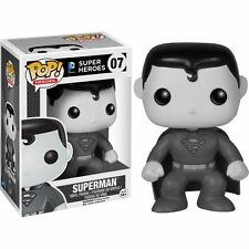 DC Comics Super Heroes Pop! Vinyl Figure - Black and White Superman *IN STOCK*