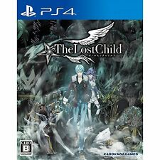 Kadokawa Games The Lost Child SONY PS4 PLAYSTATION 4 JAPANESE VERSION