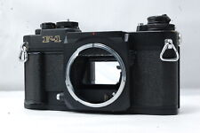**Not ship to USA**  **For Parts** Canon NEW F-1 Film Camera Body Only SN108014
