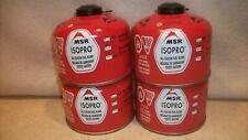 MSR IsoPro Fuel 8oz (4) ~ Free Shipping!