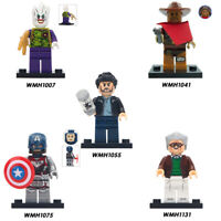 CUSTOM LEGO MINIFIGURES BUNDLE MARVEL SUPER HEROES MINI-FIGS - MINI FIGURES