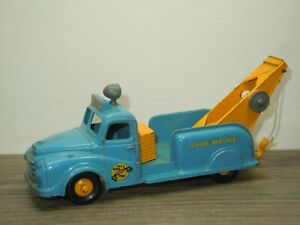Budgie Towing Tender and Breakdown Truck - Budgie Toys England *51986