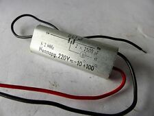 HYDRA Entstörkondensator / Störschutzfilter-Kondensator 0,07µF + 2 x 2,5nF  220V