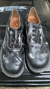 TREDAIR ENGLAND LEATHER LACE UP OXFORD SHOES MEN US10 10